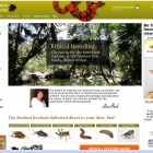 One of our early Reptile Centre websites