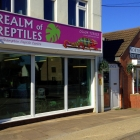The 2015 outside of Northampton Reptile Centre