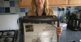 Lyndsey Wins Our Spider & Scorpion Setup