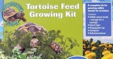 Like to grow your own tortoise food?