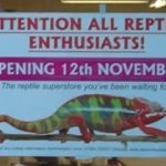 How's the new Realm of Reptiles coming along in Milton Keynes?