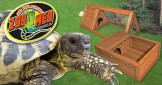 How to Build Zoo Med's Outdoor Tortoise Enclosures