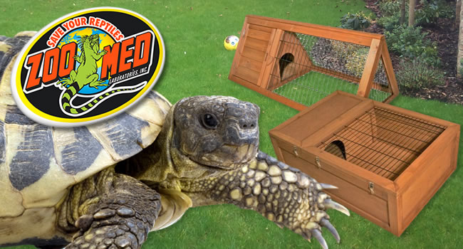 Zoo Med Outdoor Tortoise Enclosures
