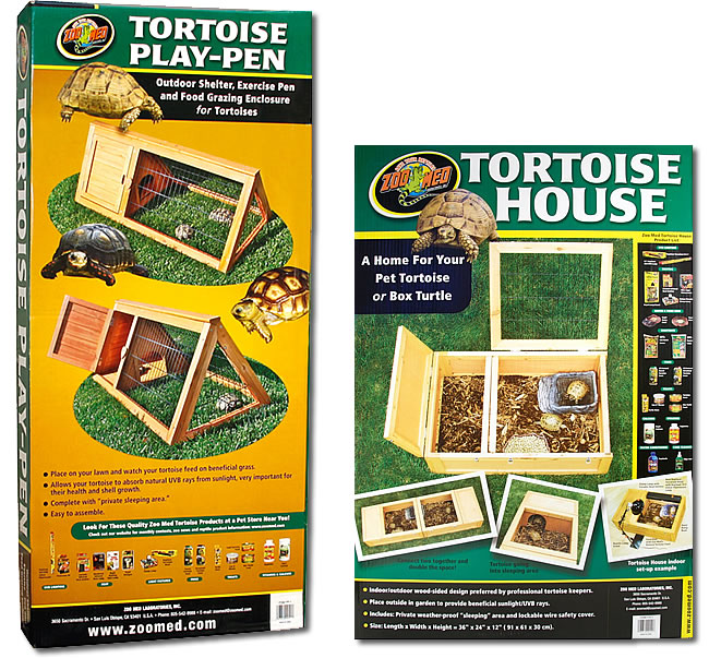 Zoo Med Outdoot Tortoise Enclosures