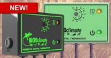 New & Improved Microclimate Pulse & Dimming Thermostats