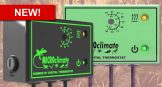 New Microclimate Dimming & Pulse Thermostats