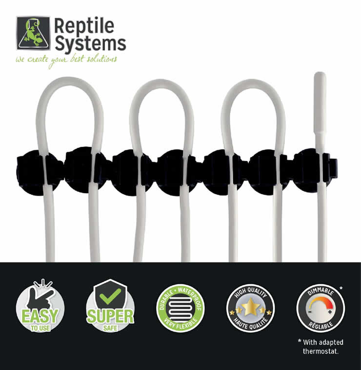 Reptile Systems Heat Cable