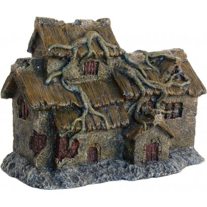 AquaSpectra House with Roots 28cm