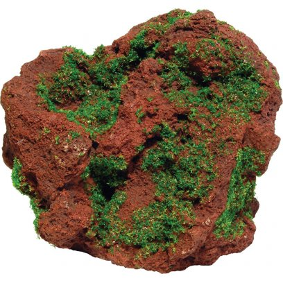 AquaSpectra Rock with Moss 16cm