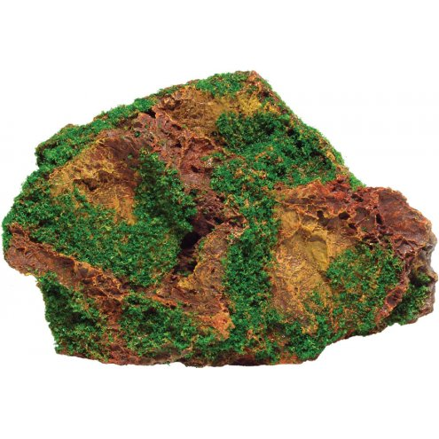 AquaSpectra Rock with Moss 21cm