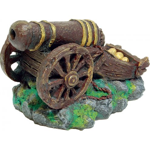 AquaSpectra Sunken Ships Cannon