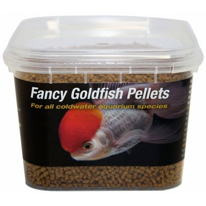 AquaSpectra Fancy Goldfish Pellets 150g