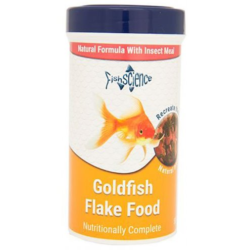 FishScience Goldfish Flakes 50g