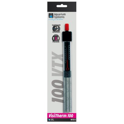 Aquarium Systems VisiTherm Heater 100W