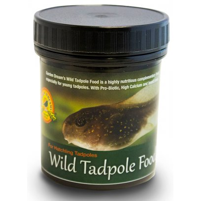 Garden Dreams Wild Tadpole Hatchling Food 80g