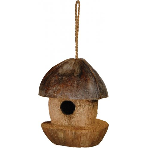 Garden Dreams Bird house Coconut Nesting Box
