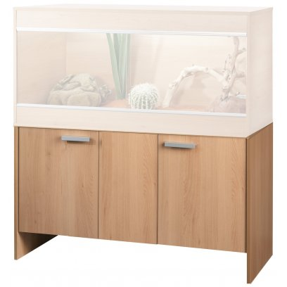 Vivexotic AAL Cabinet - Bearded Dragon Beech 120x62.5x64.5cm