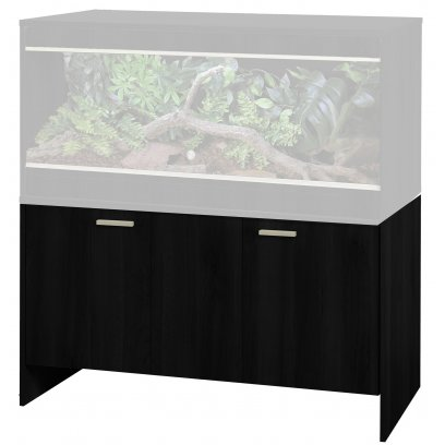 Vivexotic AAL Cabinet - Bearded Dragon Black 120x62.5x64.5cm