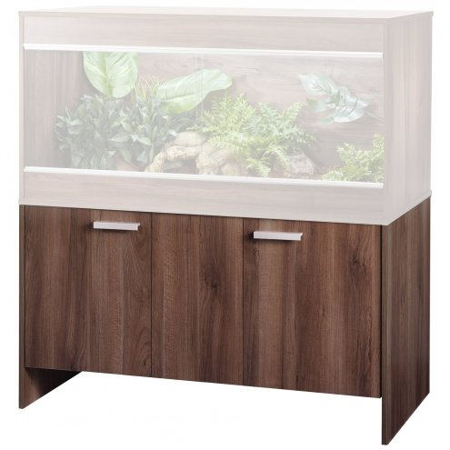 Vivexotic AAL Cabinet - Bearded Dragon Walnut 120x62.5x64.5cm