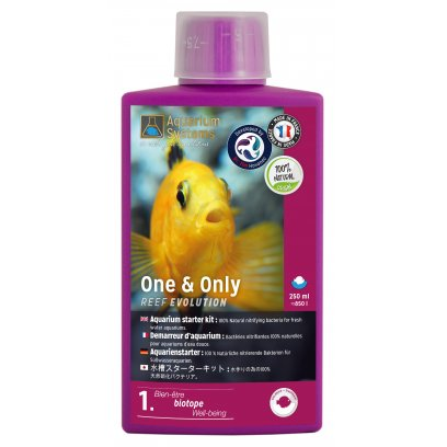 Aquarium Systems One & Only Freshwater 250ml
