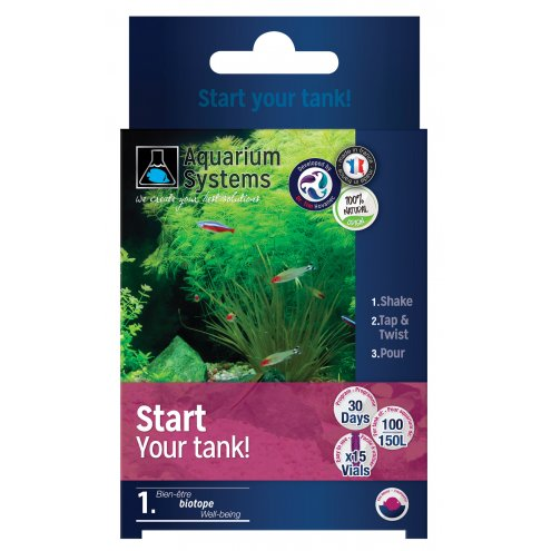 Aquarium Systems Start Up Program Freshwater