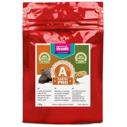 Arcadia EarthPro-A Multivitamins 100g