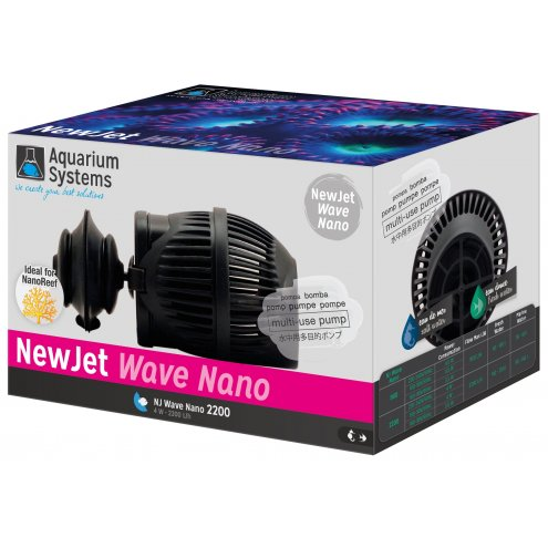 Aquarium Systems New Jet Wave Nano 2200