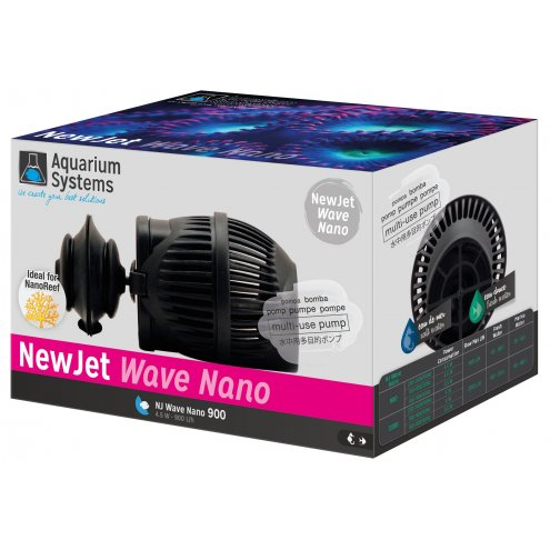 Aquarium Systems New Jet Wave Nano 900