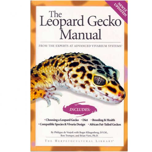 AVS Leopard Gecko Manual
