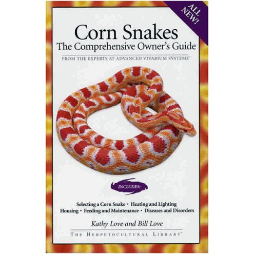 AVS Corn Snakes Comprehensive Owners Guide