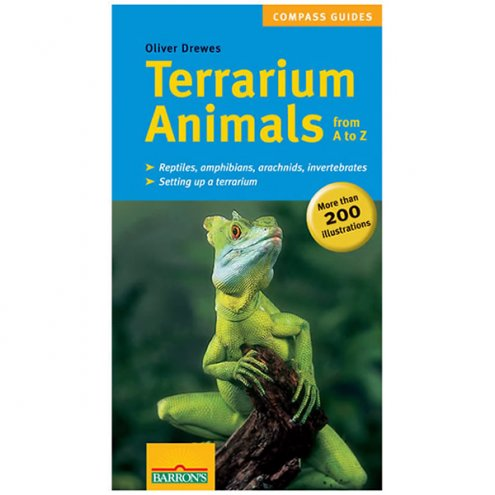 Barrons. Terrarium Animals from A-Z