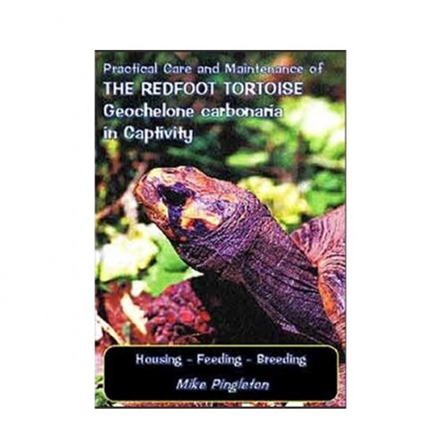 Tortoise Trust - Practical Care and Maintenance of the Redfoot Tortoise