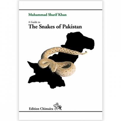 Chimaira The Snakes of Pakistan