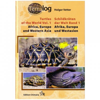 Terralog 1 Turtles of the World (2nd Ed)