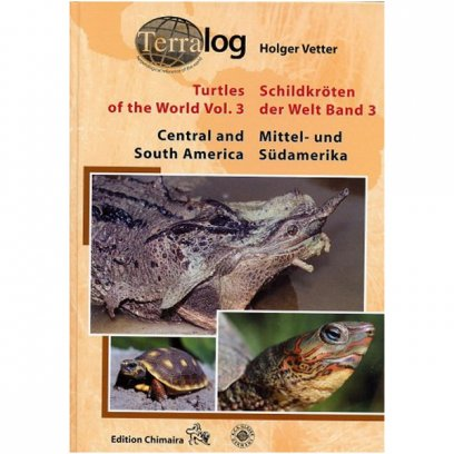 Terralog 3 Turtles of the World Vol. 3