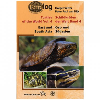 Terralog 4 Turtles of the World Vol. 4
