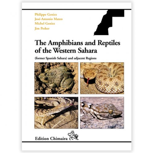 Chimaira The Amphibians & Reptiles of the Western Sahara