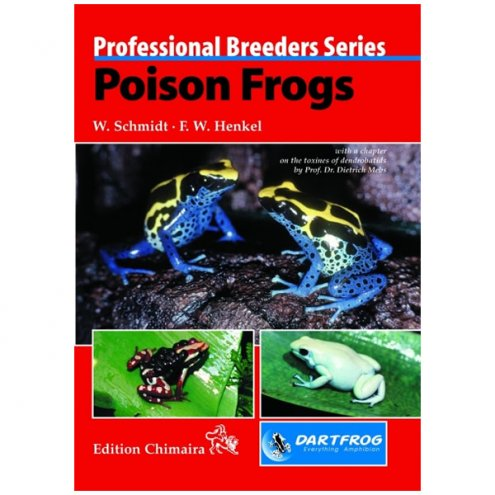 Chimaira PBS Poison Frogs