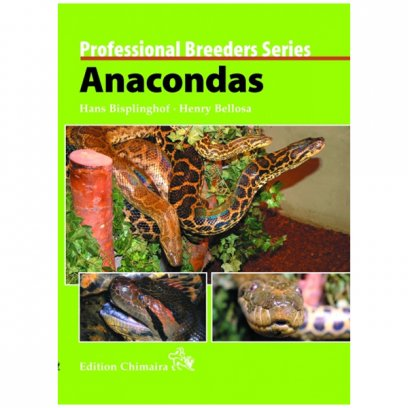 Chimaira Anacondas Professional Breeders Series