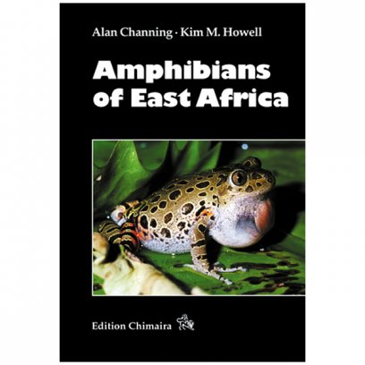 Chimaira Amphibians of East Africa
