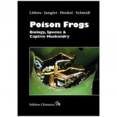 Chimaira Poison Frogs  Biology Species & Captive Husbandry