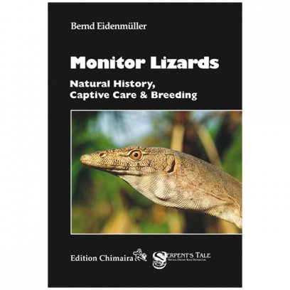 Chimaira Monitor Lizards Natural History Captive Care & Breeding