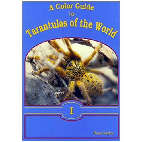 ECO Colour Guide to Tarantulas Vol. 1