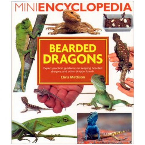 Interpet Mini Encyclopedia of Bearded Dragons