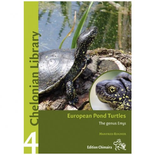 Chimaira Chelonian Library 4 European Pond Turtles