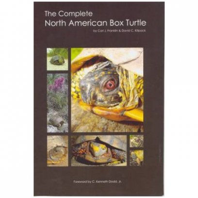 ECO The Complete North American Box Turtle
