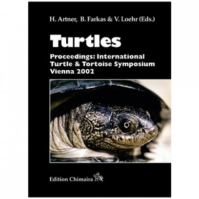 Chimaira International Turtle & Tortoise Symposium Vienna 2002