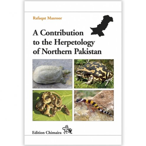 Chimaira Herpetology of Northern Pakistan