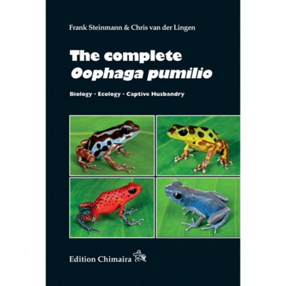 Chimaira: The Complete Oophaga pumilio
