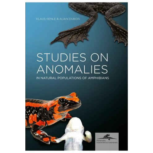 Chimaira Studies on Anomalies in Natural Populations of Amphibians